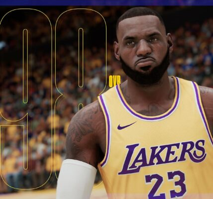 NBA 2K21 - Lebron James