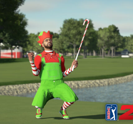 PGA Tour 2K21 Winter Gear